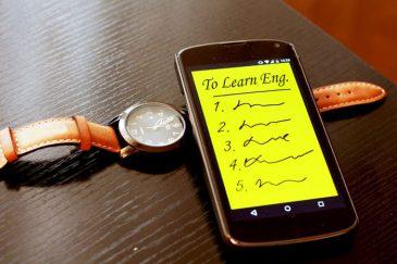 تطبيقات أندرويد لممارسة اللغة الانجليزية